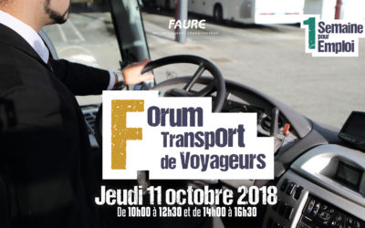 FORUM DE TRANSPORT DE VOYAGEURS